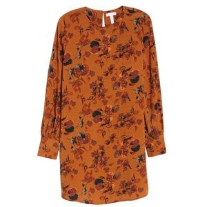 Nordstrom Leith Long Sleeved Dress Size S